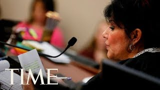 Judge Aquilina Delivers Powerful Statement Before Sentencing Larry Nassar | TIME