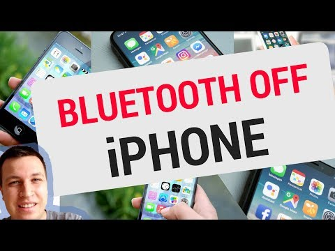 iPhone: keep BLUETOOTH on or off