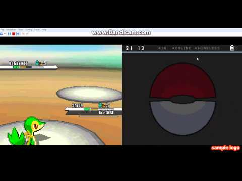 Lets Play Pokemon Black- Part 1