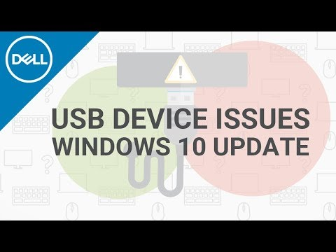 USB Devices Not Working Windows 10 (Official Dell Tech Support)