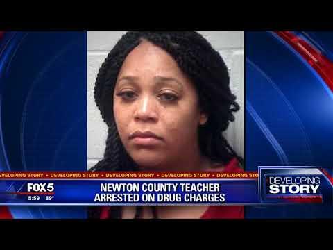 Special needs teacher arrested on drug charges