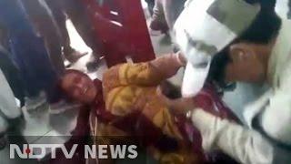 Muslim women beaten over beef rumour, spectators film attack, cops watch