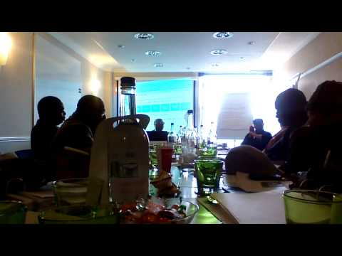 Procurement Training Course- Negotiation skills - group review and feedback session