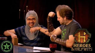 Should Old Acquaintances Be Forgot - Heroes & Halfwits #33
