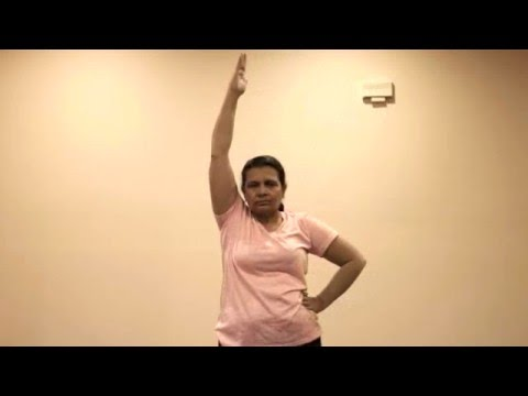 Exercise to manage Lymphedema (post breast cancer treatment)