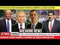 Putin Deja Puerta Abierta Con Juan Guaido Maduro Tiembla