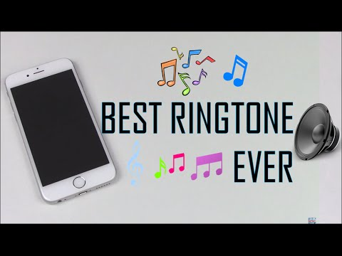 How to get REMIXED iPhone Ringtone - BEST RINGTONE EVER !