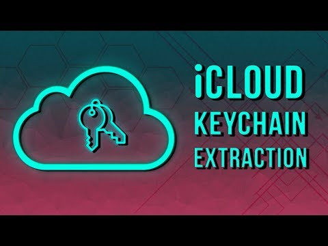 News: Elcomsoft Phone Breaker 7.0 Extracts iCloud Keychain