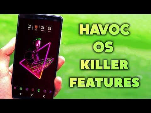 Havoc OS 8.1 Oreo Review | Best Android Rom of 2018 |