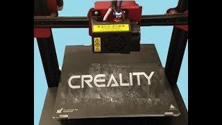 CR10s PRO calibration Cubes ,Cura uniform 3d print speed