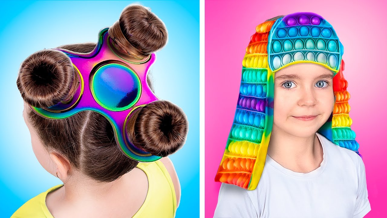 15 Cute Hairstyle Ideas! Funny Situations in the Beauty Salon