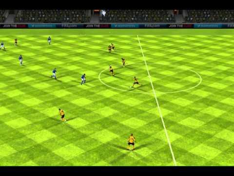FIFA 13 iPhone/iPad - Hull City vs. Cardiff City