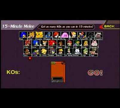 Super Smash Flash - All unlockable characters and cheats!