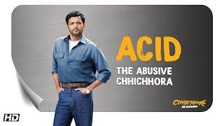 Chhichhore | Introducing Acid | Naveen Polishetty | Sushant | Nitesh Tiwari | Releasing on Sept 6