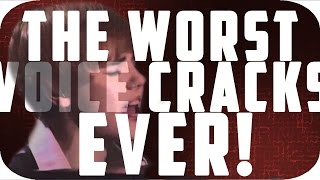 Try Not To Laugh At The Worst Voice Cracks EVER !