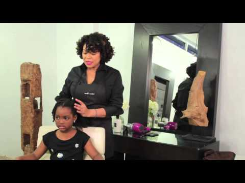 How to Maintain a Little Girl's Afro : Natural Hair