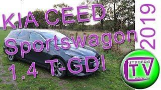 Test KIA CEED Sportswagon 1.4 T-GDI Platinum Edition 140 PS 2019