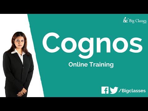 IBM Cognos BI Training - Cognos Architecture - Bigclasses