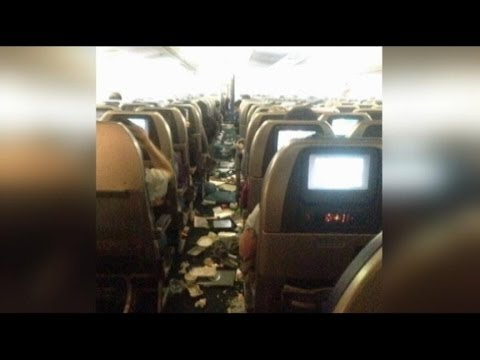 Second Flight Hit with Severe Turbulence in Less Than a Week