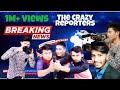 The Crazy Reporters || Rise4kick || R4K || Rise 4 Kick