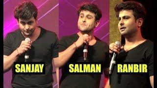 Dr Sanket Bhosale Mimicry Of Salman Khan, Sanjay Dutt, Farhan Akhtar And Ranbir Kapoor