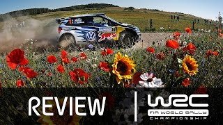 WRC - LOTOS 72nd Rally Poland 2015: Review Clip