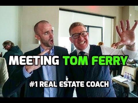 MEETING TOM FERRY