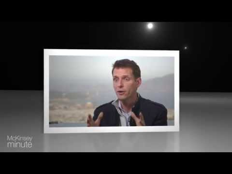 McKinsey Minute: Offline and online shopping