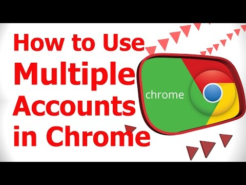 How to Use Multiple Accounts in Chrome