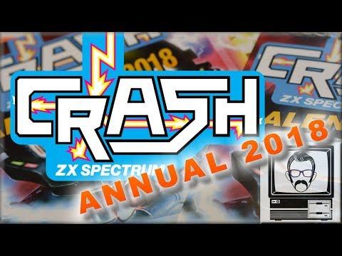 The CRASH Annual 2018 | Nostalgia Nerd