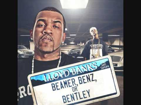 Lloyd Banks Ft. Juelz Santana - Beamer, Benz, Or Bentley (Clean)