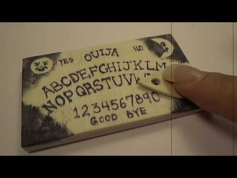 DIY Miniature: Ouija Board