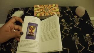 Mythical Goddess Tarot Deck Review