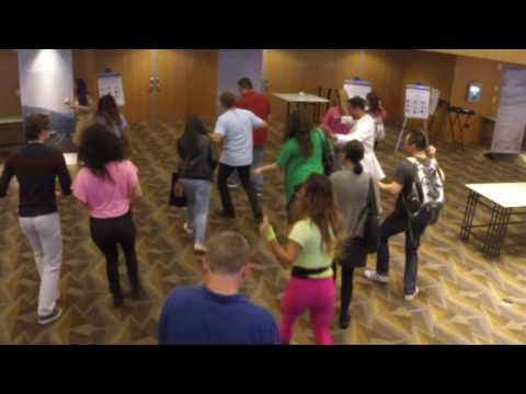 Flash Mob at the 229th ECS Meeting