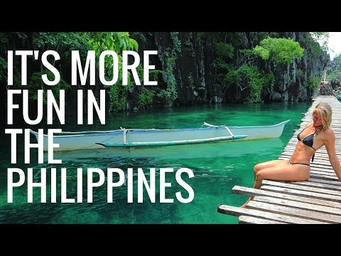 PHILIPPINES PART ONE | El Nido & Coron