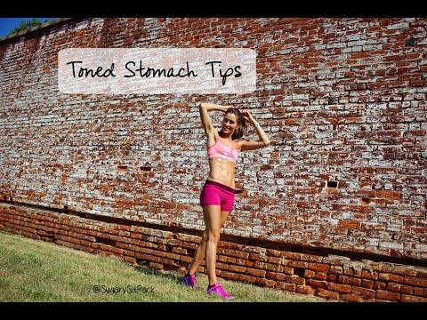 Toned Stomach Tips