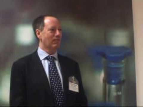 Professor Brandon Wainwright explains gene therapy for cystic fibrosis