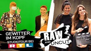 Gewitter im Kopf bei RTL | Studiotour | Teil 2 (2) | Raw and Uncut