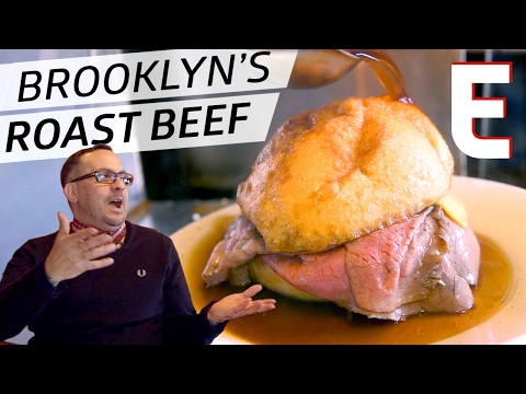 Brennan & Carr Serves Show-Stopping Roast Beef — The Meat Show