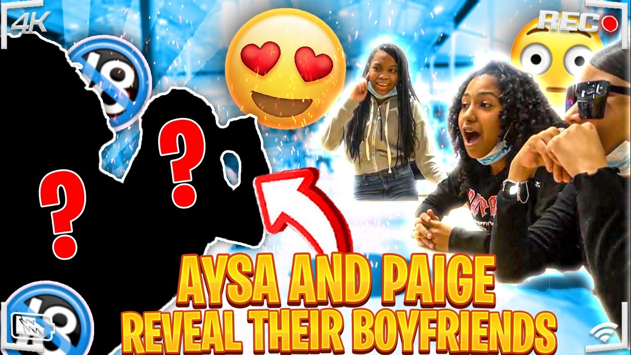 RAPALOT ASYA AND RAPALOT PAIGE FINALLY REVEAL THEIR BOYFRIENDS!!!