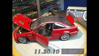 Car Room TV: Kyosho 1:18 BMW M3 GTR