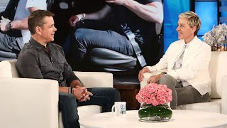 Matt Damon Recalls Scary Jellyfish Incident With His Youngest Daughter and Chris Hemsworth