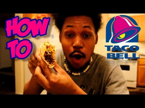 HOW TO MAKE TACO BELL. | Cooking With Kenshin #2