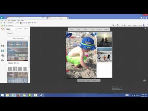 How to Create a Collage in PicMonkey