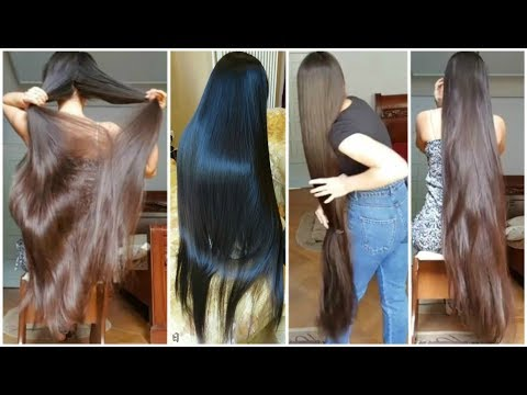 4 Hair Care Tips To Get Long, Healthy & Thicken Hair - World's Best Hair Hacks