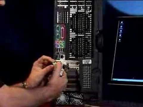 Setup Dual Monitors