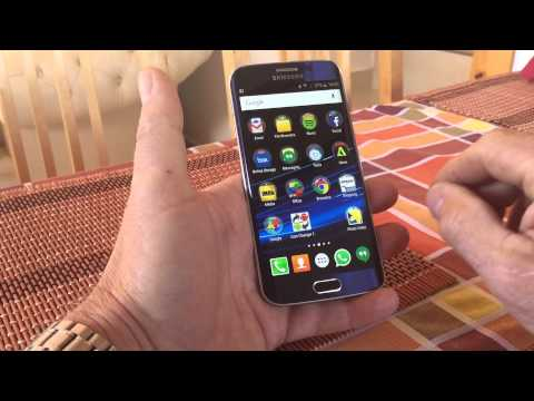 Samsung S6. Easy fix for google now from any screen