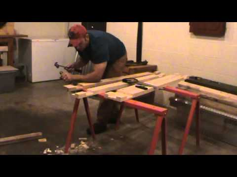 How to Build a Smokehouse Part 1:  Wilderness Outfitters of the Appalachians