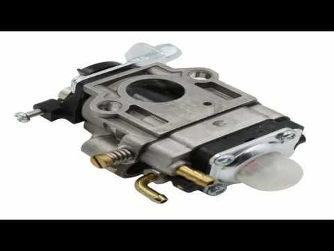 GOOFIT 15mm Carburetor Carb for 49cc 2 Stroke Pocket Bike Engines