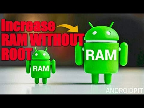 HOW TO INCREASE RAM WITHOUT ROOT!!! [ANDROID]